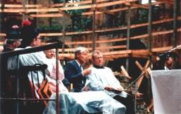 G. Kumkar i ks. Prałat Chodakowski, Nabożeństwo Ekumeniczne 1993