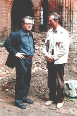 Prałat A. Chodakowski, Gerard Lemke