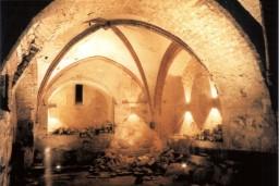 Projekt oświetlenia na początku renowacji kaplicy