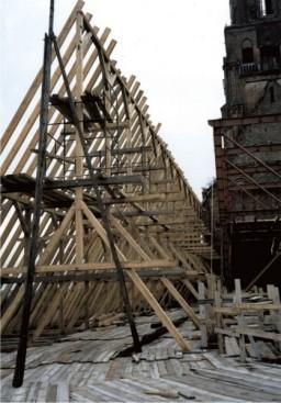 Wykonanie drewnianej więźby dachowej
