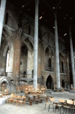 Wnętrze, część południowo-zachodnia 1996